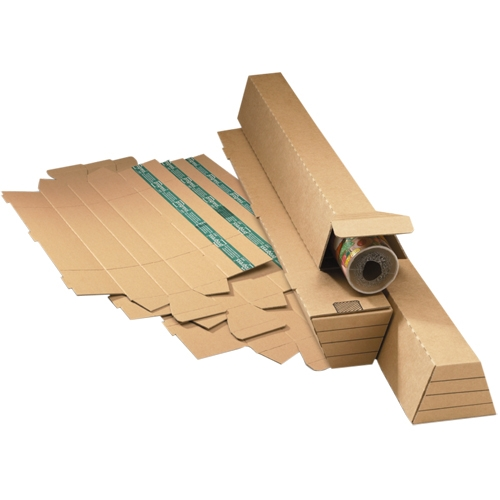 Trapez-Versandverpackung 445x115/60x-80 mm A2