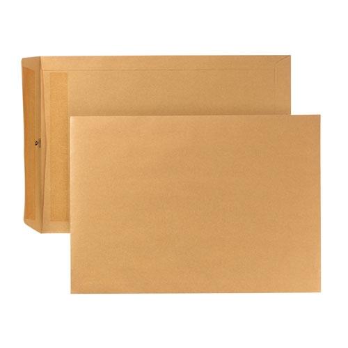 Versandtaschen DIN C4 Braun 229 x 324 mm