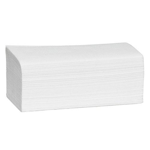 Falthandtuchpapier 1-Lagig
