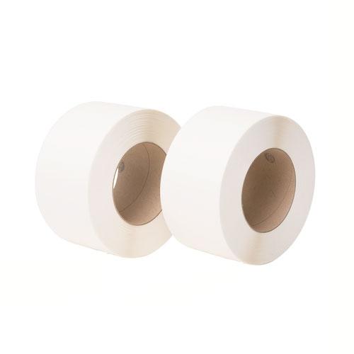 Umreifungsband 7000m 5,0 mm x 0,47 mm 200 mm Kern Weiß