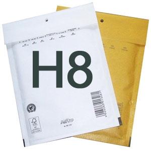 Luftpolstertaschen H8 290x370 mm Weiss