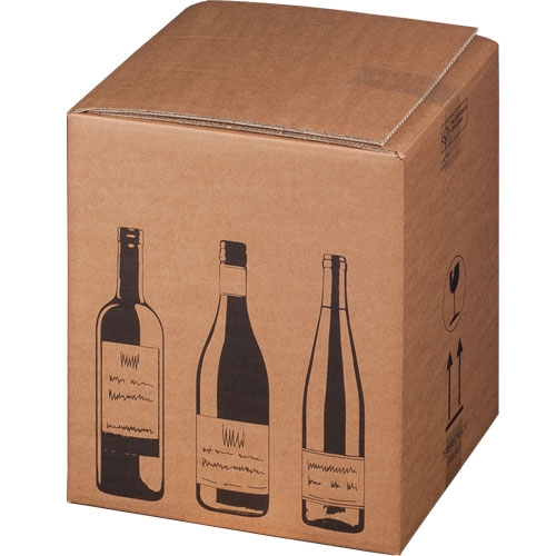 Flaschenkarton 9er 316x305x368 mm