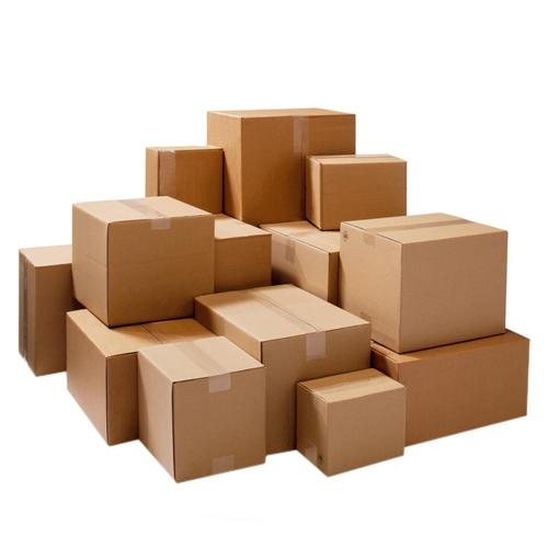 Faltkarton 150 x 150 x 80 mm - 2-wellig