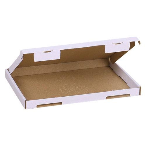Großbriefkarton 230x160x20 mm - Weiß