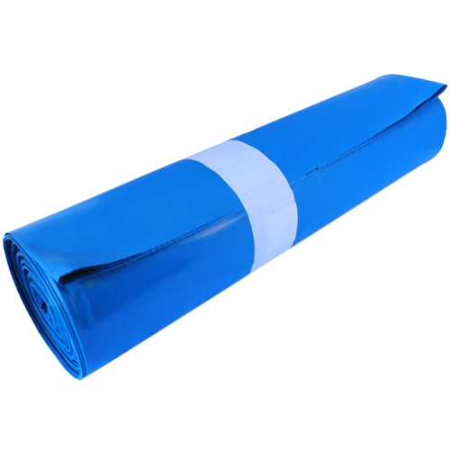 Müllsäcke LDPE 120 Liter 700x1100 mm Blau