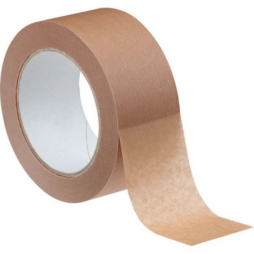Papierklebeband 50 m x 50 mm Braun