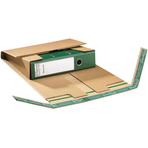 ordner versandverpackung 374x300x 95 mm ordner hier g nstig kaufen mypack. Black Bedroom Furniture Sets. Home Design Ideas