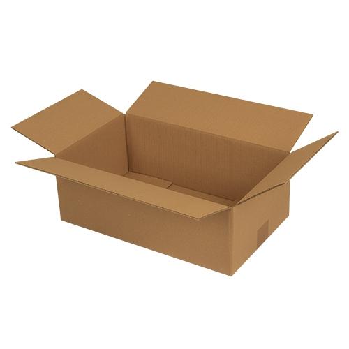 Faltkarton 420x250x150 mm - 1-wellig