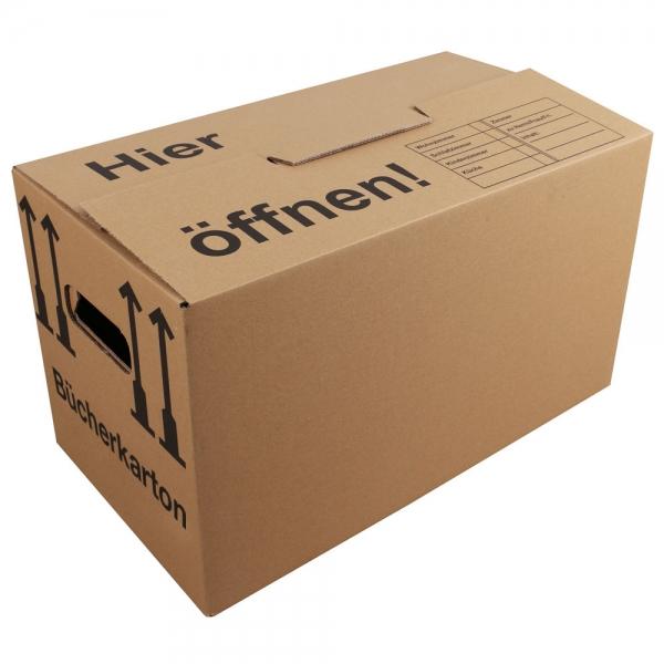 Bücherkartons 410x330x340mm - MyFly