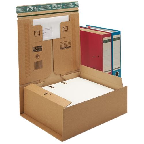 Ordner-Versandverpackung 383x305x-130 mm A4+