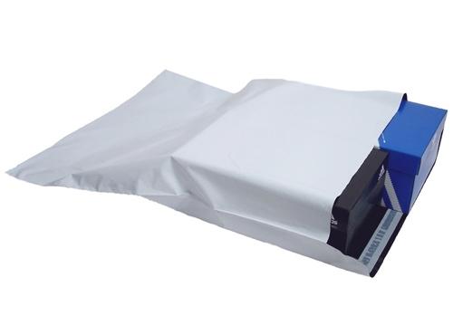 LDPE - Versandbeutel 17,5x25,5 cm + 5 cm