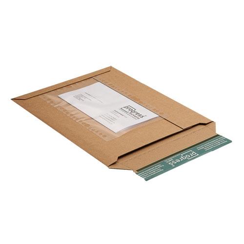 Versandtaschen mit Folientasche 352x250x-40